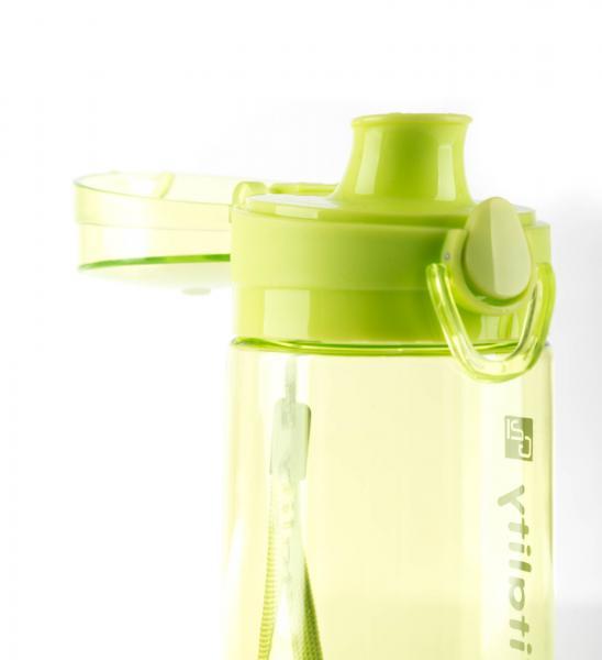 Láhev G21 na smoothie 650 ml, zelená