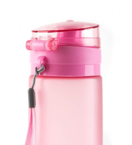 Láhev G21 na smoothie 650 ml, růžová - zmrzlá