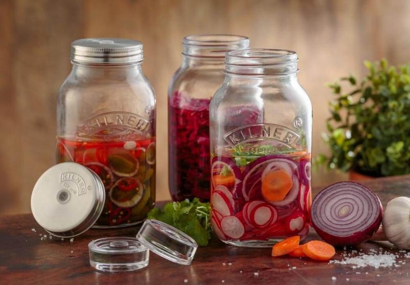 KILNER Set nádob na fermentaci