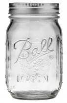 Ball Regular Mouth zavařovací sklenice 475ml