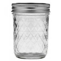 Ball Crystal Jelly Regular zavařovací sklenice 240 ml