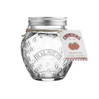 KILNER zavařovací sklenice s víčkem 0,4l jahoda