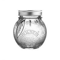 KILNER zavařovací sklenice s víčkem 0,4l pomeranč