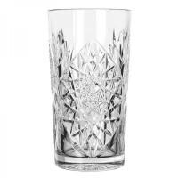 Libbey Hobstar dlouhá sklenice na nealko a koktejly 470 ml