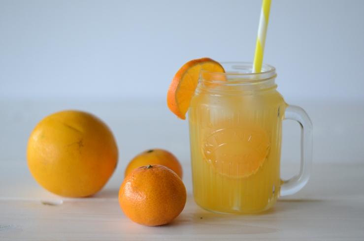 Výsledek obrázku pro mandarinková limonáda